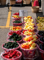 The Colours of St-Jacobs Market