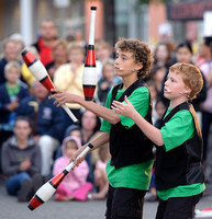 2010 Waterloo Buskers Festival